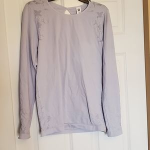 NWT Fabletics Lightblue Shirt